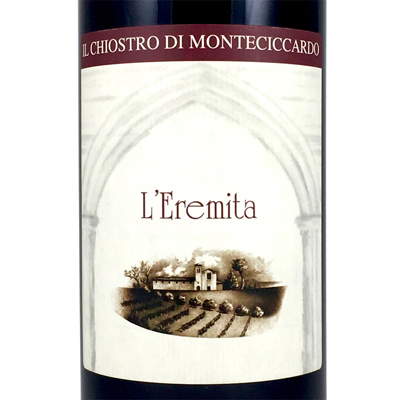 2009 L'Eremita Red Blend Marche, Italy