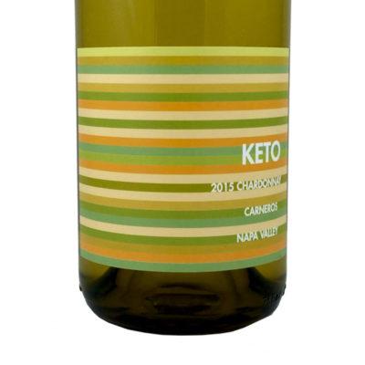 2015 Keto Chardonnay, Napa Valley, California