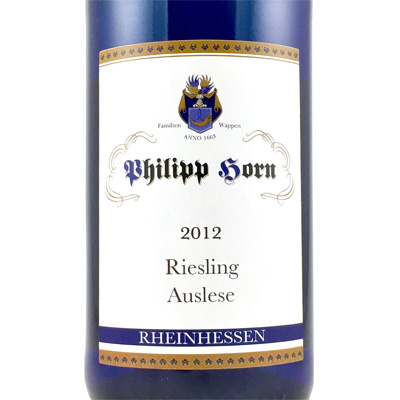 Philipp-Horn-Riesling-Auslese